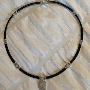 Diamond Necklace 18K